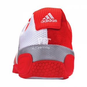scarpe adidas bianche e rosse