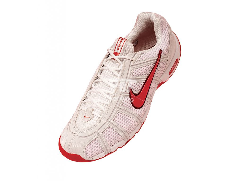 Nike Air Zoom Fencer Red Swoosh 180R