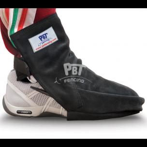 protezione piede PBT in pelle linea light