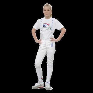 pantaloni PBT stretchfit 800N