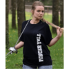 T-shirt fencer yell fronte donna
