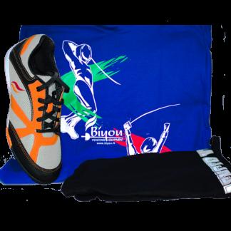 acquisto combinato scarpe scherma + t-shirt scherma