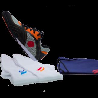 acquisto combinato scarpe scherma + calzettoni scherma